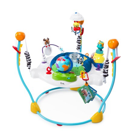 Baby Einstein Journey of Discovery Activity (Best Stationary Entertainers For Baby)