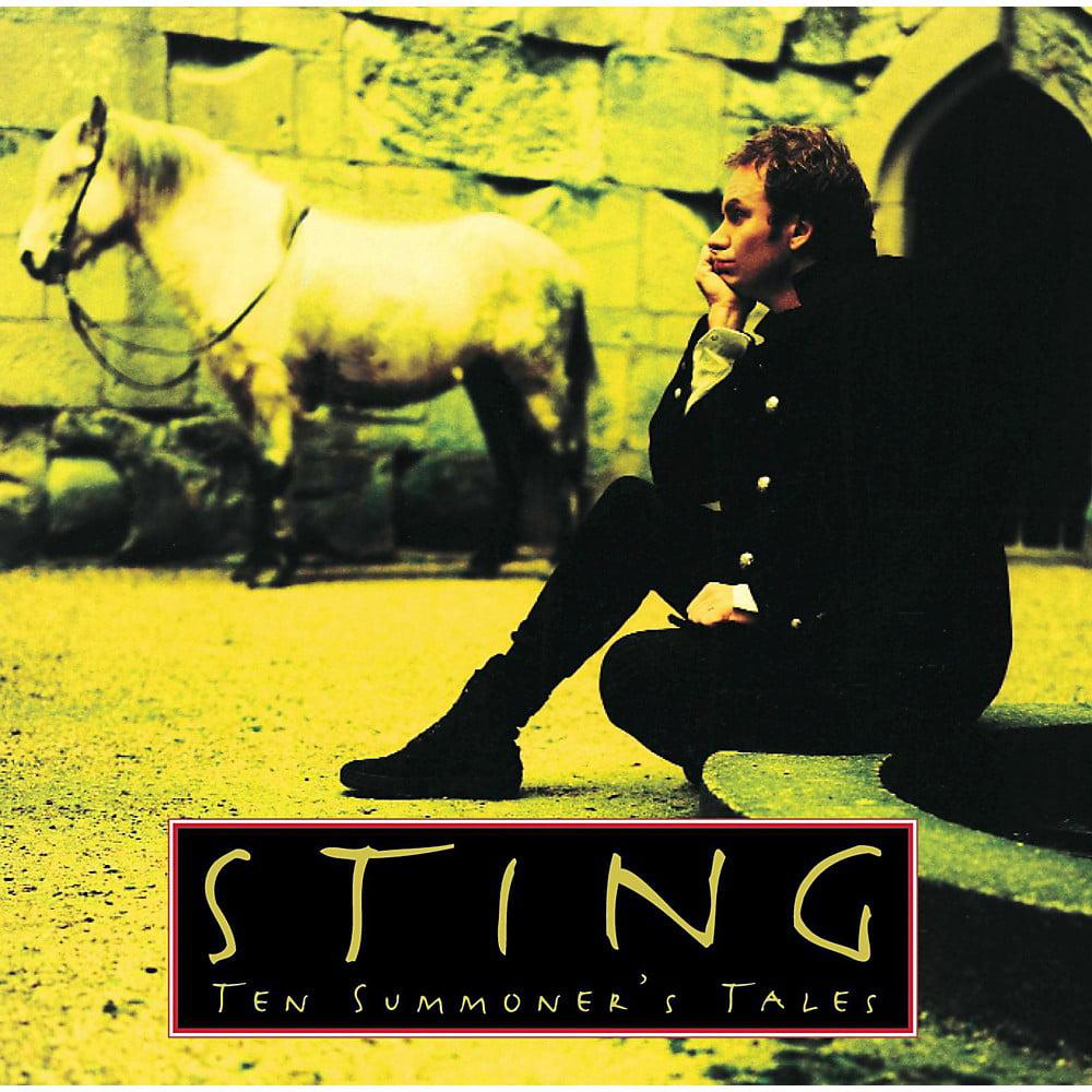 Sting Ten Summoner S Tales Vinyl Walmart Com Walmart Com
