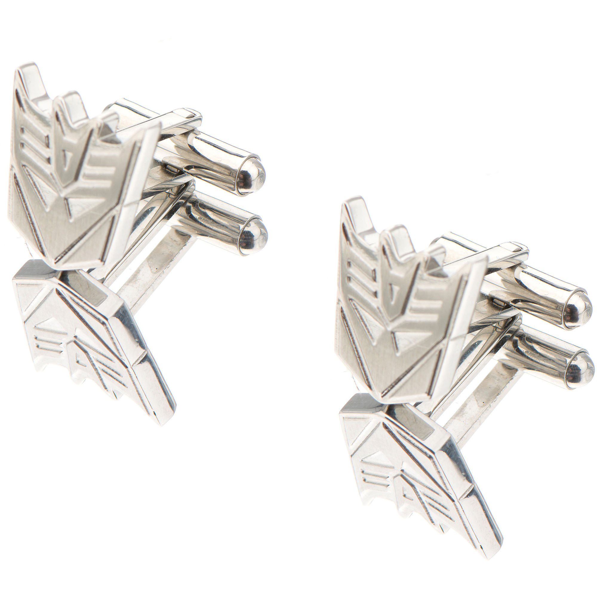 Hasbro Transformer Decepticon Steel Cufflinks