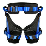 Fusion Climb Rebounder Deluxe Padded Half Body Comfort Bungee Harness 23kN M-XL Blue