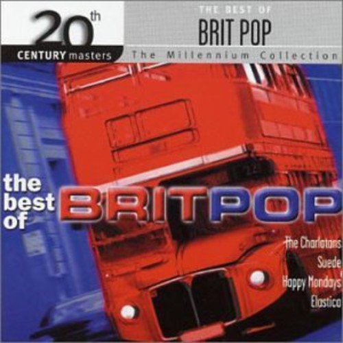 20th Century Masters: Best Of Brit Pop