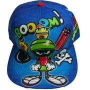 9b500dd5b1d Looney Tunes Marvin The Martian Spraypaint Snapback Hat - Walmart.com