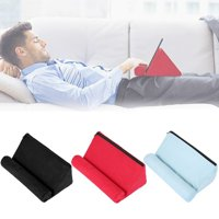 Tablet Pillow Stand Holder Book Rest Reading Bed Support Cushion Tablet Stand Lap Rest Cushion
