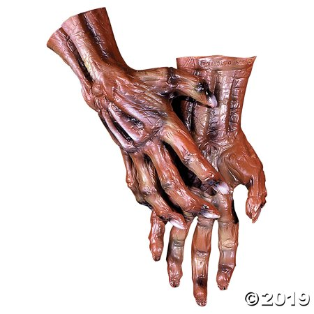 Adult's Corpse Hands - Corpse Costume Ideas