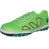 AMERICAN SHOE FACTORY Pro Light Turf Soccer Rubber Sole Shoes Rubber Soles, MEN