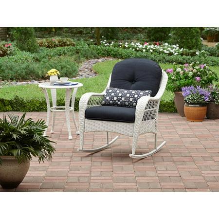 Better Homes And Gardens Azalea Ridge Rocker White