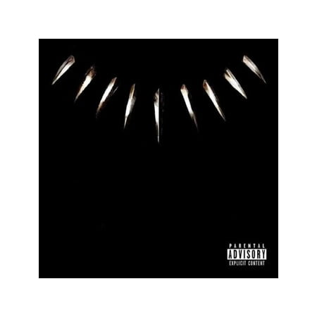 Black Panther The Album Music From & Inspired / Va (Vinyl)](Halloween Scary Music Albums)
