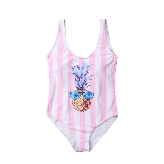 cc5fe6feae CHRONSTYLE - Mother Daughter Family Matching One Piece Swimsuit ...