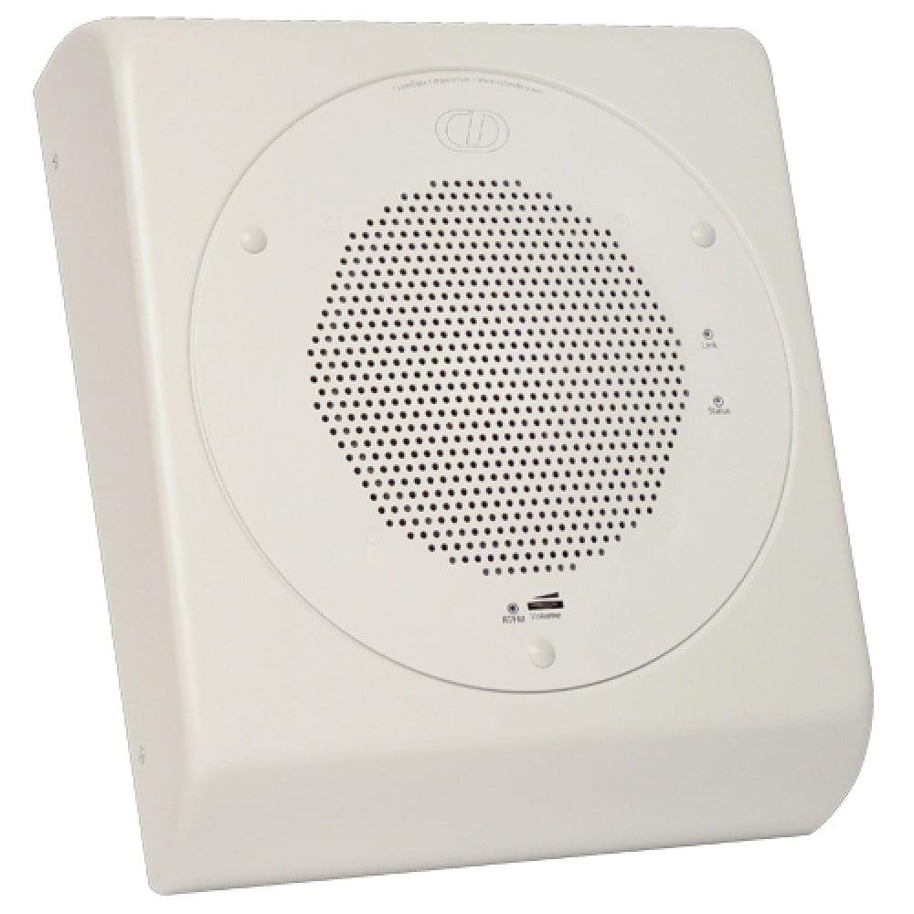 CyberData Mounting Adapter for Speaker - Gray White