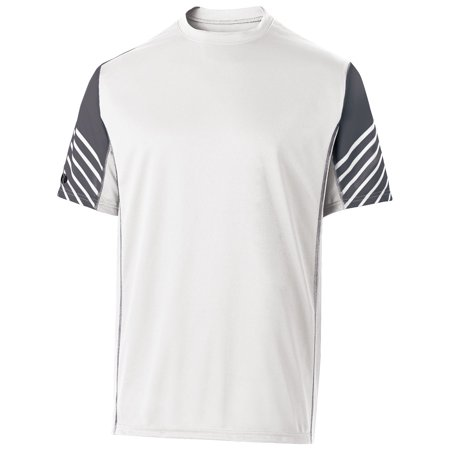 Holloway  S/S Arc Shirt Wh/Carb S - image 1 de 1