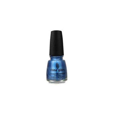 blue paradise, 80872, china glaze, bahama blues collection / nail polish / lacquer / enamel