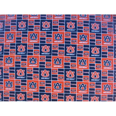 Dog Collar Bandanas CG03S Alabama Auburn Square Small Dog Collar Bandana (Auburn Square)