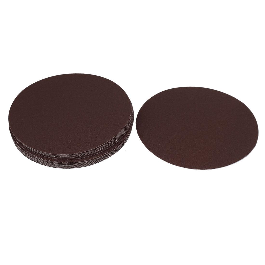 """7"""" Diamètre 100 poussiére pon age abrasifs disque Papier abrasif fin 20pcs pour outil oscillant - image 3 de 3"""