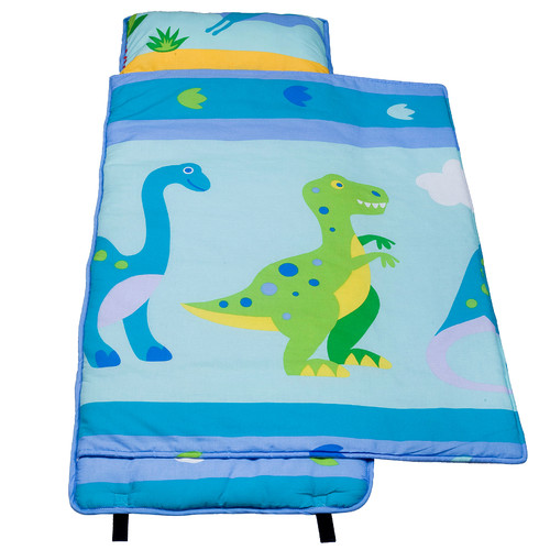 Olive Kids Dinosaur Land 100 Percent Cotton Nap Mat
