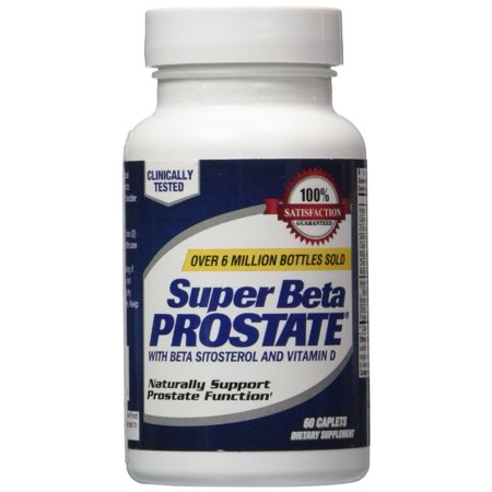 New Vitality Super Beta Prostate   60 Caplets