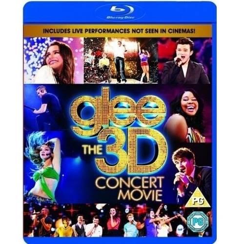 Glee: The 3D Concert (Blu-ray + DVD + Digital HD) FOXBR2331945