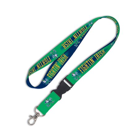 Notre Dame Fighting Irish Official NCAA 20 inch  Lanyard Key Chain Keychain by Wincraft - Notre Dame Lanyard