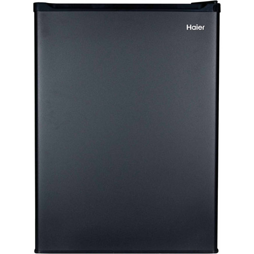 Haier 2.7-cu. ft. Refrigerator, Black