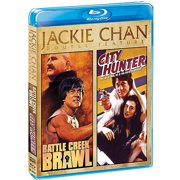 Jackie Chan Double Feature: Battle Creek Brawl   City Hunter (Blu-ray) (Widescreen) by SHOUT FACTORY