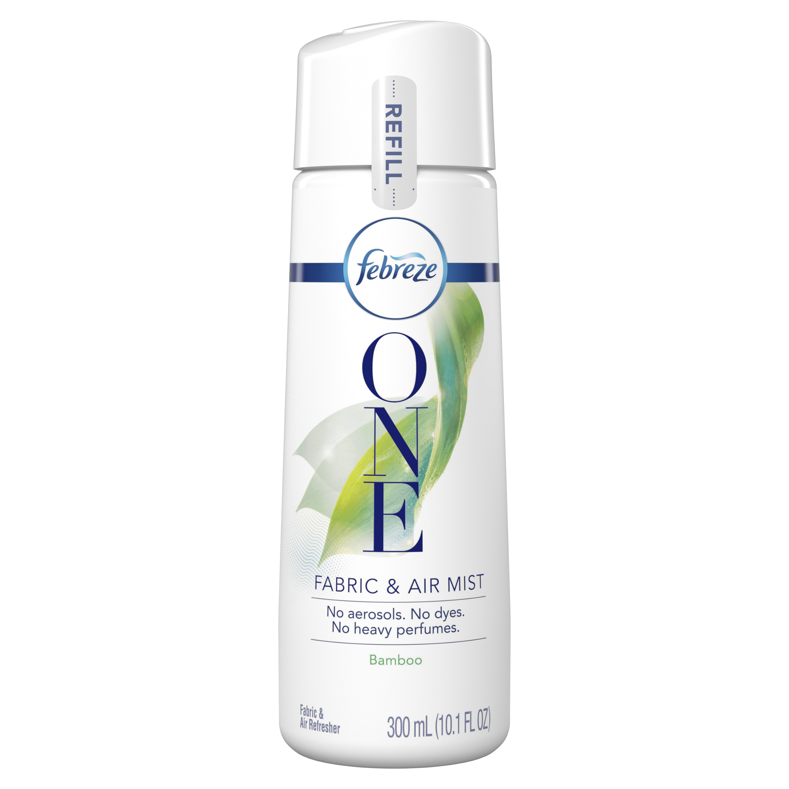 Febreze ONE Fabric and Air Freshener Mist Refill, Bamboo ...