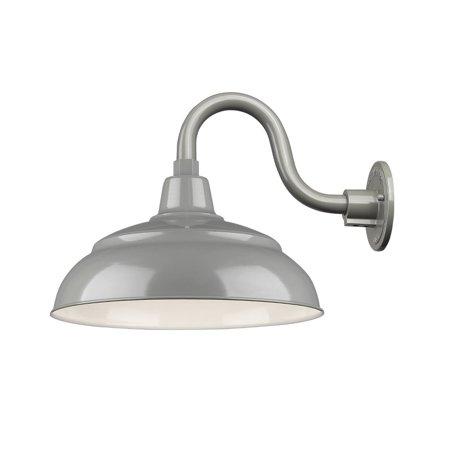 Gy Light - Millennium - RWHS14-GY - One Light Pendant - R Series - Gray