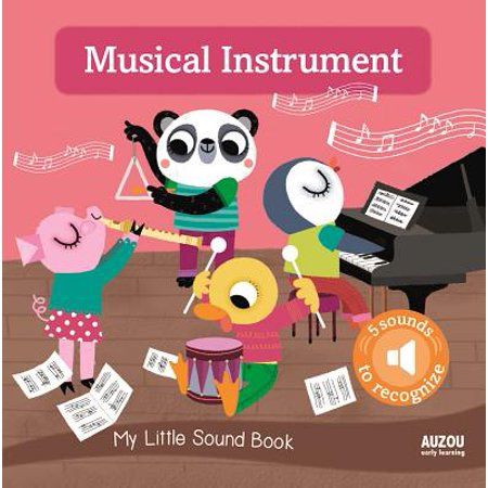 Musical Instruments (Board Book)
