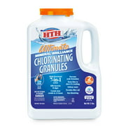 hth Pool Ultimate 7-in-1 Mineral Brilliance Chlorinating Granules, 5 lb