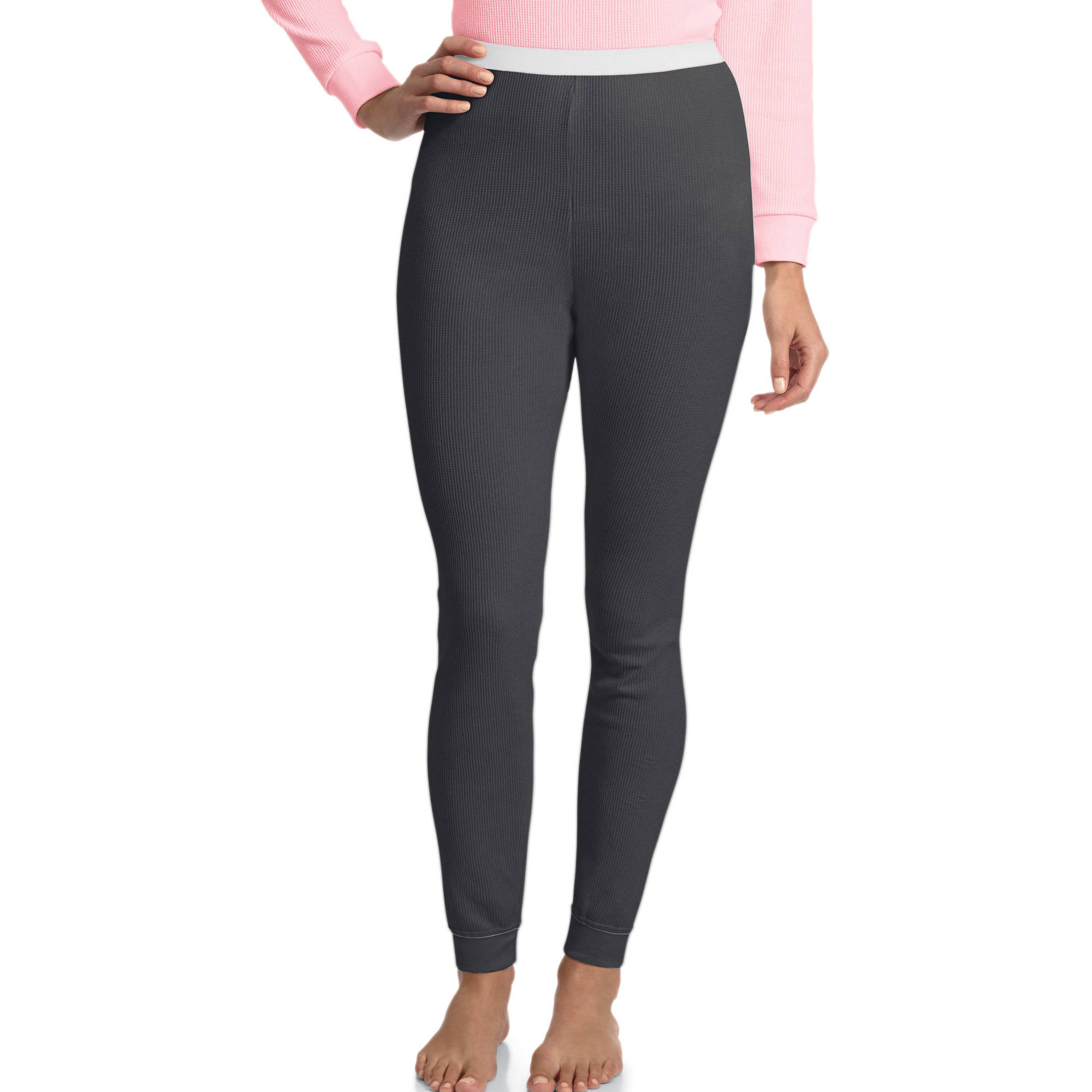 Hanes Women's X-Temp Thermal Underwear Pant - Walmart.com