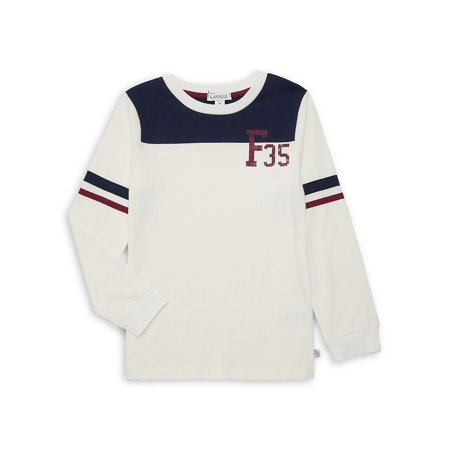 Little Boy's Long-Sleeve Football Tee ()
