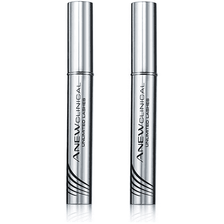 Avon Anew Clinical Unlimited Lashes Lash and Brow Activating Serum Lot of