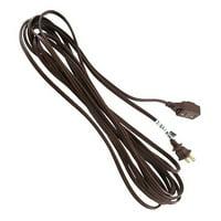 16/2 X 20' Brown Zip Cord