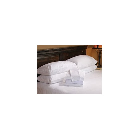 Twin Fitted XL Sheet T180 39x80x10 White - Pack of 2