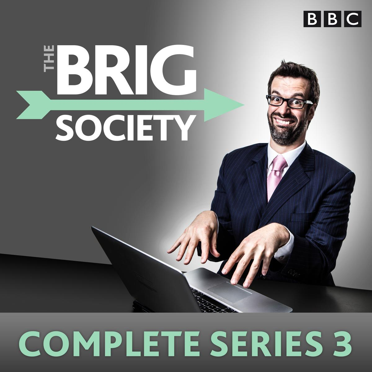 The Brig Society: Complete Series 3 - Audiobook
