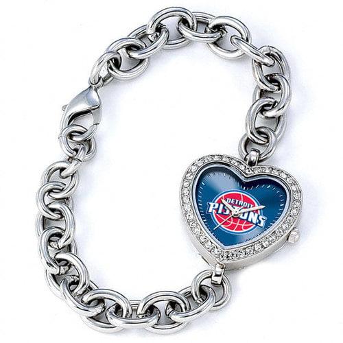 NBA - Detroit Pistons Team Watch - Heart Series
