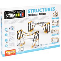 Engino STEM Mechanics, Buildings and Bridges