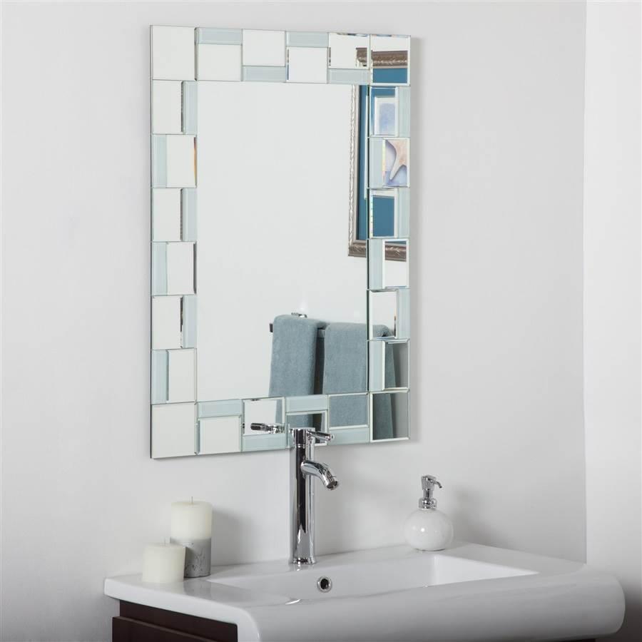 Quebec Bathroom Mirror
