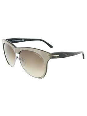 2632e85af26 Product Image Tom Ford Leona TF365 38B 59mm Women s Square Sunglasses