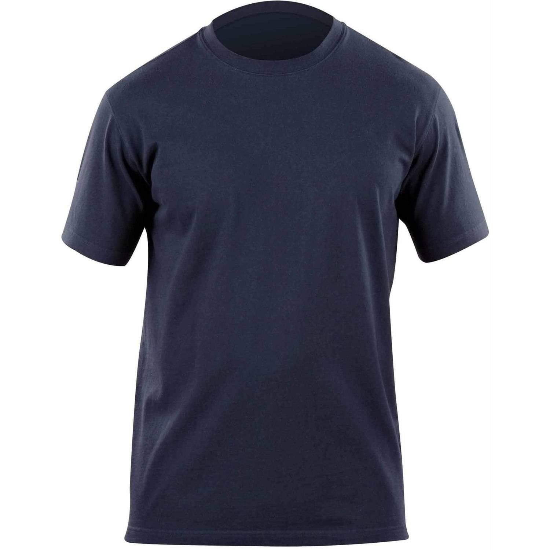 Professional Short Sleeve T-Shirt, Fire Navy