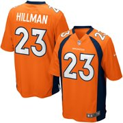 Ronnie Hillman Denver Broncos Nike Game Jersey - Orange