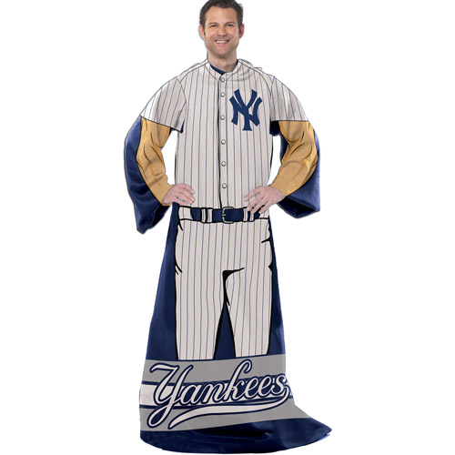 "MLB Player 48"" x 71"" Comfy Throw, Yankees"