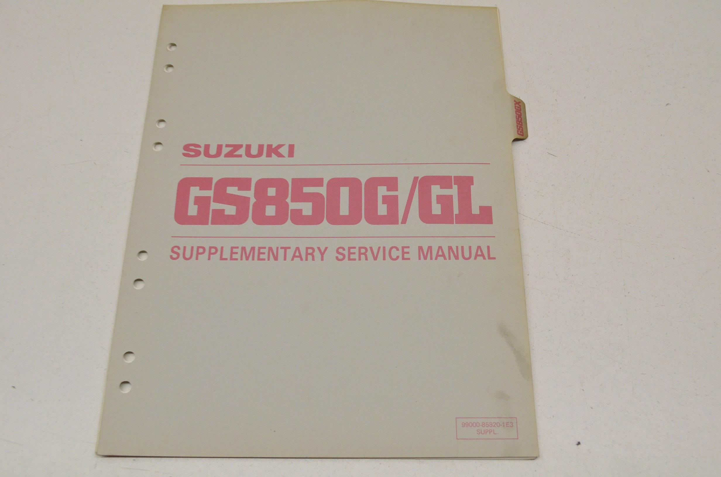 suzuki gt750 engine Array - suzuki 99000 85820 1e3 99000 85820 1e3 suppl  gs850g gl rh walmart com