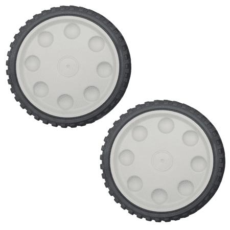 (2) 753-08092 Troy Bilt Wheels Rear