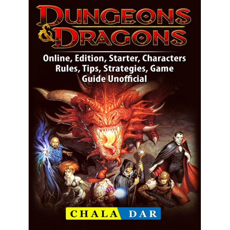 Dungeons & Dragons, Online, Edition, Starter, Characters, Rules, Tips, Strategies, Game Guide Unofficial - eBook Dungeons And Dragons Miniatures Rules