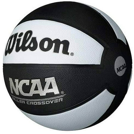 Iowa Hawkeyes Black Basketball (Wilson NCAA Killer Crossover 29.5