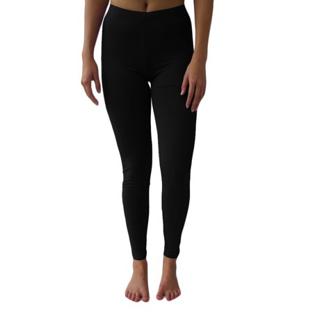 edbe621baaafd 9M Clothing Company - Women's Winter Ultra-Soft Fleece Lined Thermal  Leggings - Walmart.com
