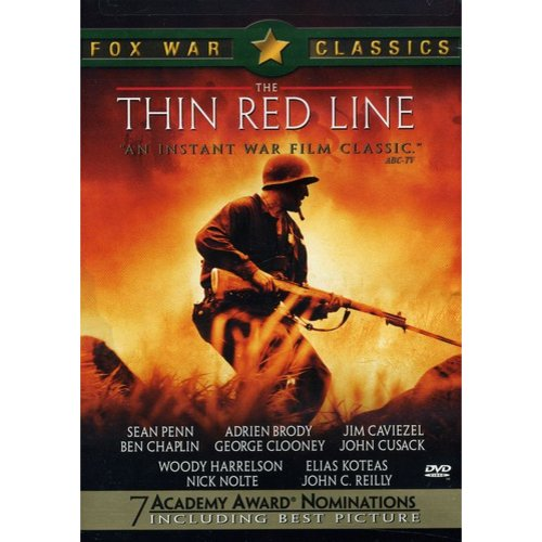 THIN RED LINE (DVD/SENSORMATIC)