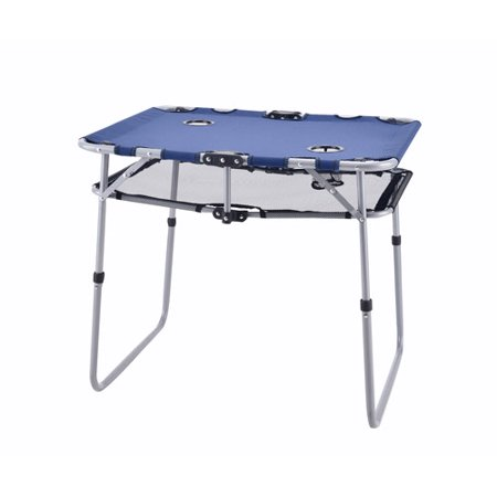 Ozark trail folding picnic table with carry bag and cup for 52 folding table