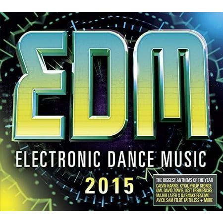 Edm 2015 - Edm 2015 [CD]