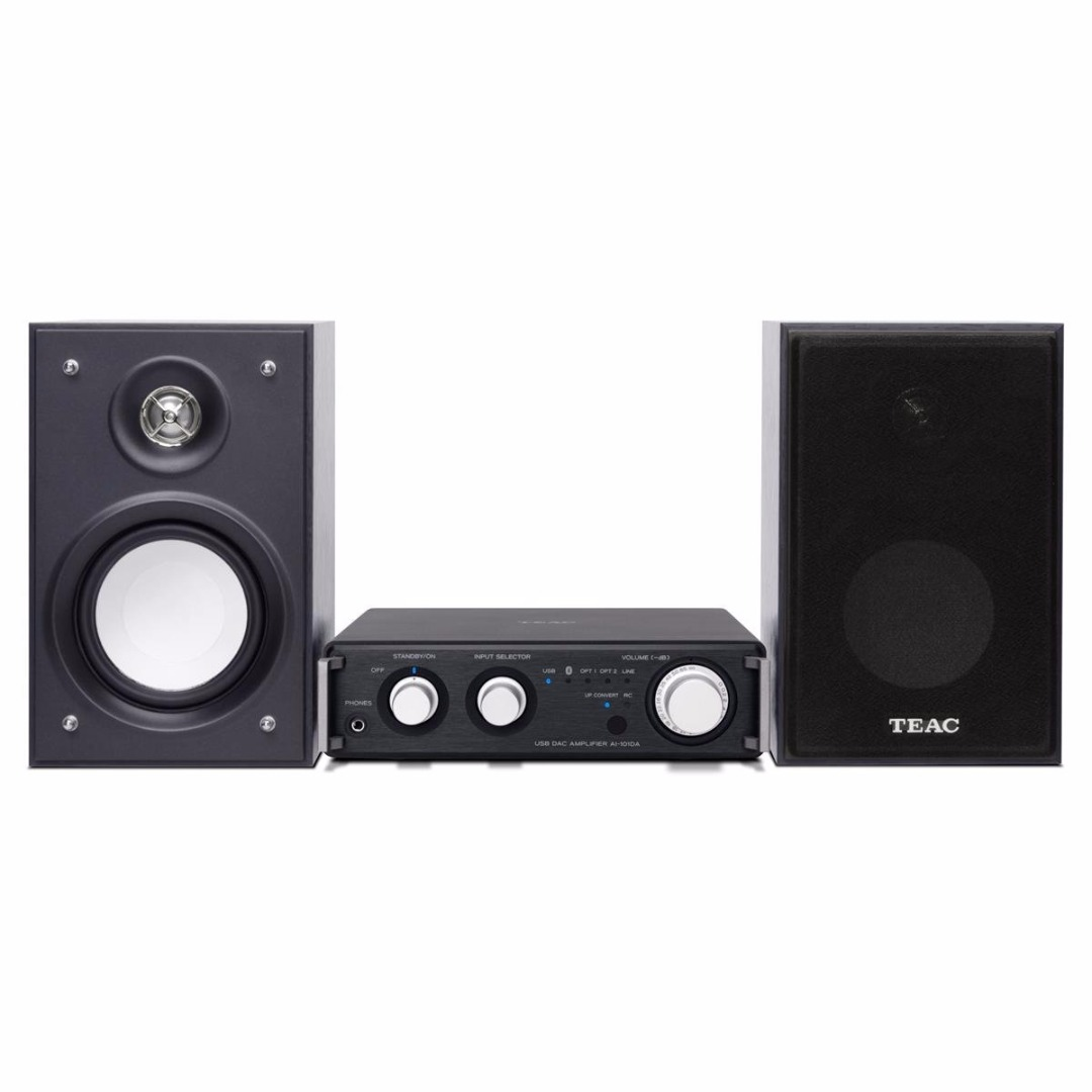 Teac HR-S101-BB High-Resolution Micro System by TEAC
