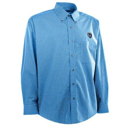 City Shirts (Men's Sporting Kansas City Woven Esteem Button Up)